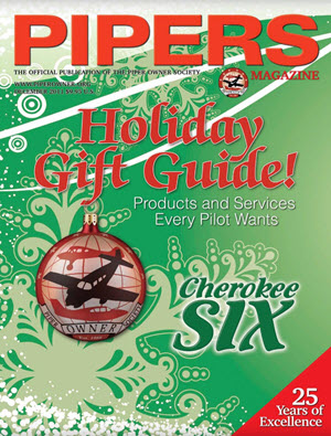 Pipers Magazine December 2011
