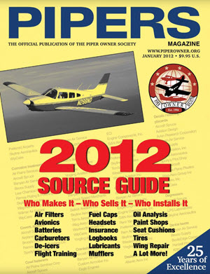 Pipers Magazine January 2012 Source Guide