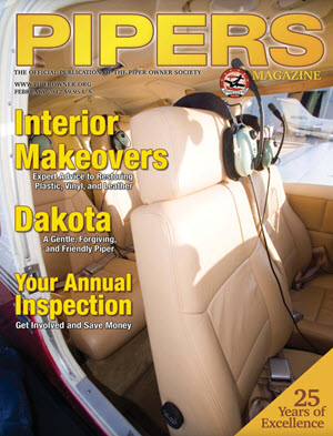 Pipers Magazine February 2012