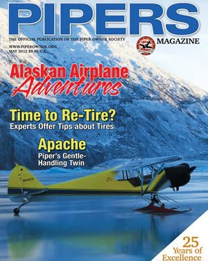 Pipers Magazine May 2012