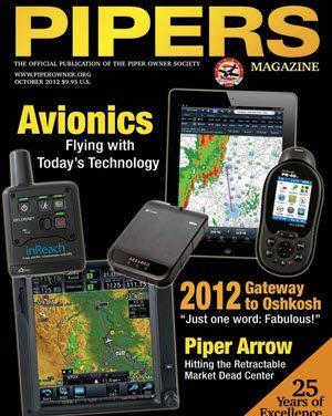 Pipers Magazine October 2012