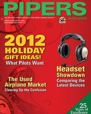 Pipers Magazine December 2012