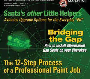 Pipers Magazine December 2013