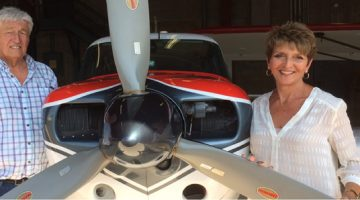 Piper Aviation Museum Receives Historic Gift