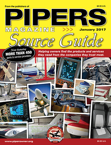 Pipers Magazine January 2017 Source Guide