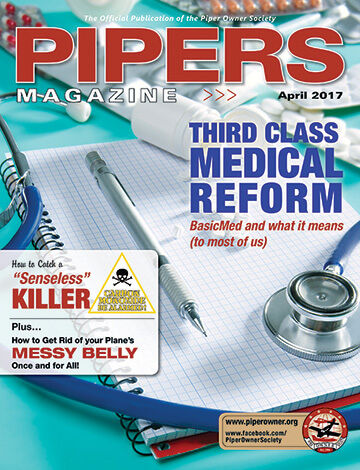 Pipers Magazine April 2017