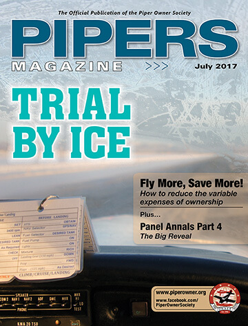 Pipers Magazine July 2017