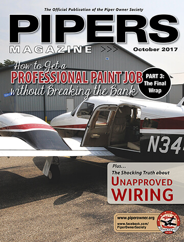 Pipers Magazine October 2017