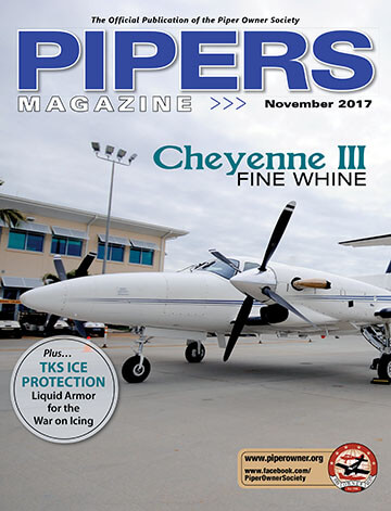 Pipers Magazine November 2017