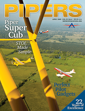 Pipers Magazine April 2009
