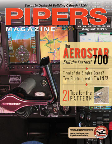 Pipers Magazine August 2015