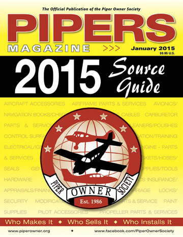 Pipers Magazine January 2015 Source Guide