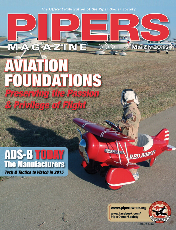 Pipers Magazine March 2015