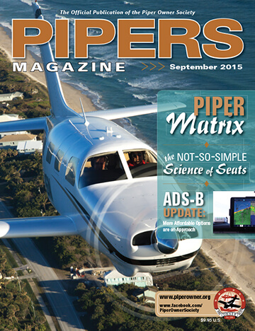 Pipers Magazine September 2015