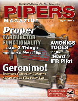 Pipers Magazine April 2014