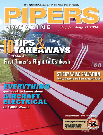 Pipers Magazine August 2014