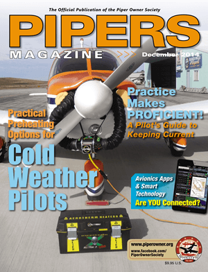Pipers Magazine December 2014