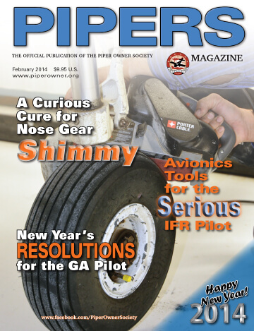 Pipers Magazine February 2014