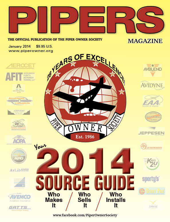 Pipers Magazine January 2014 Source Guide