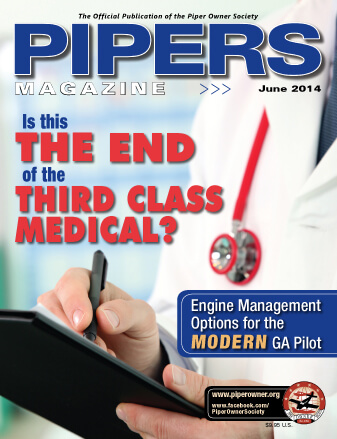 Pipers Magazine June 2014