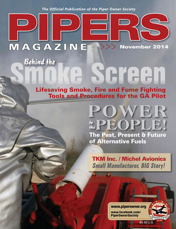 Pipers Magazine November 2014