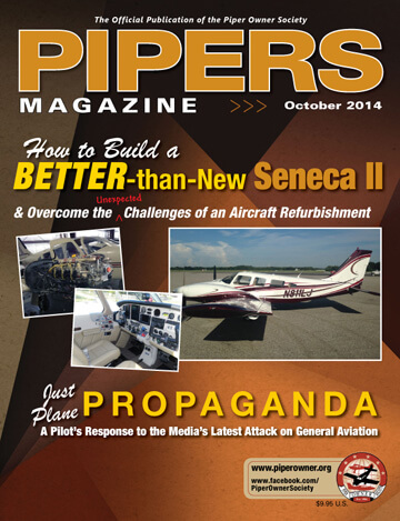 Pipers Magazine October 2014