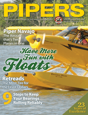 Pipers Magazine August 2010