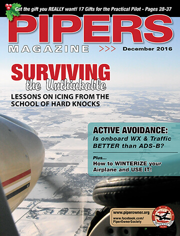 Pipers Magazine December 2016