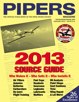 Pipers Magazine January 2013 Source Guide
