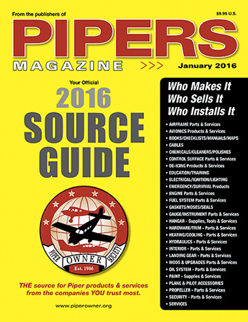 Pipers Magazine January 2016 Source Guide