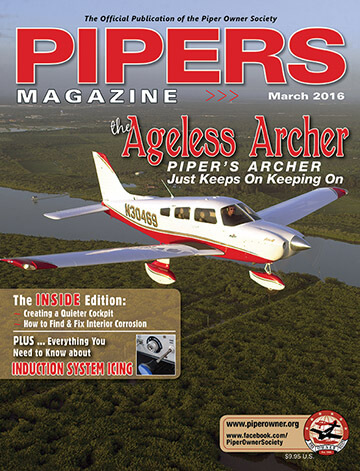 Pipers Magazine March 2016