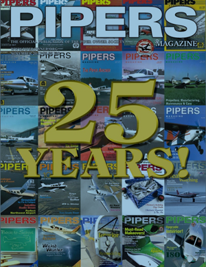 Pipers Magazine November 2011