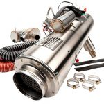 Janitro-Aero heater