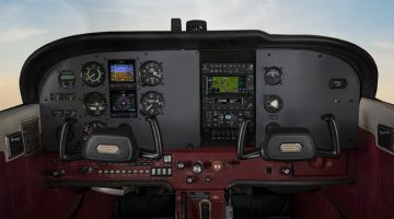 GFC 500-equipped Cessna