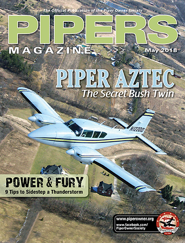 Pipers Magazine May 2018