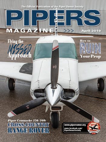 Pipers Magazine April 2019