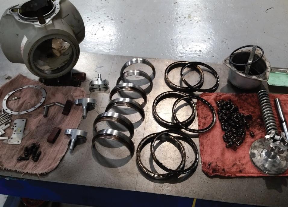 Adjustable Propeller Parts