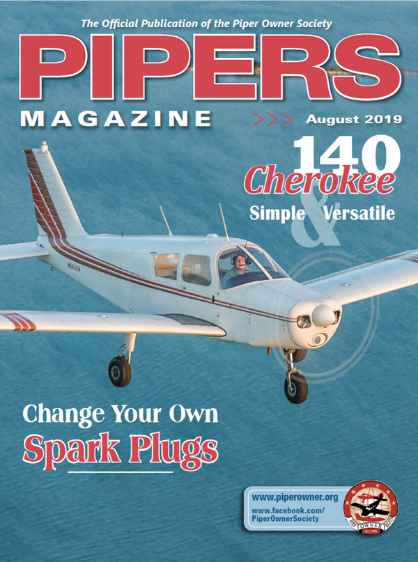 Pipers Magazine August 2019