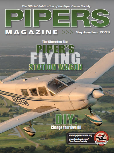 Pipers Magazine September 2019