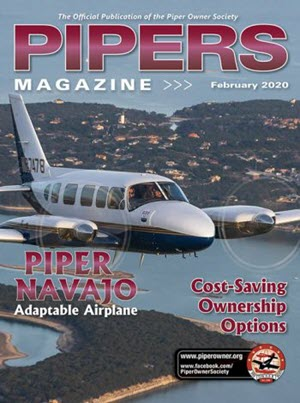 Pipers Magazine February 2020