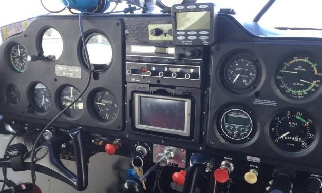 OLD SCHOOL AVIONICS