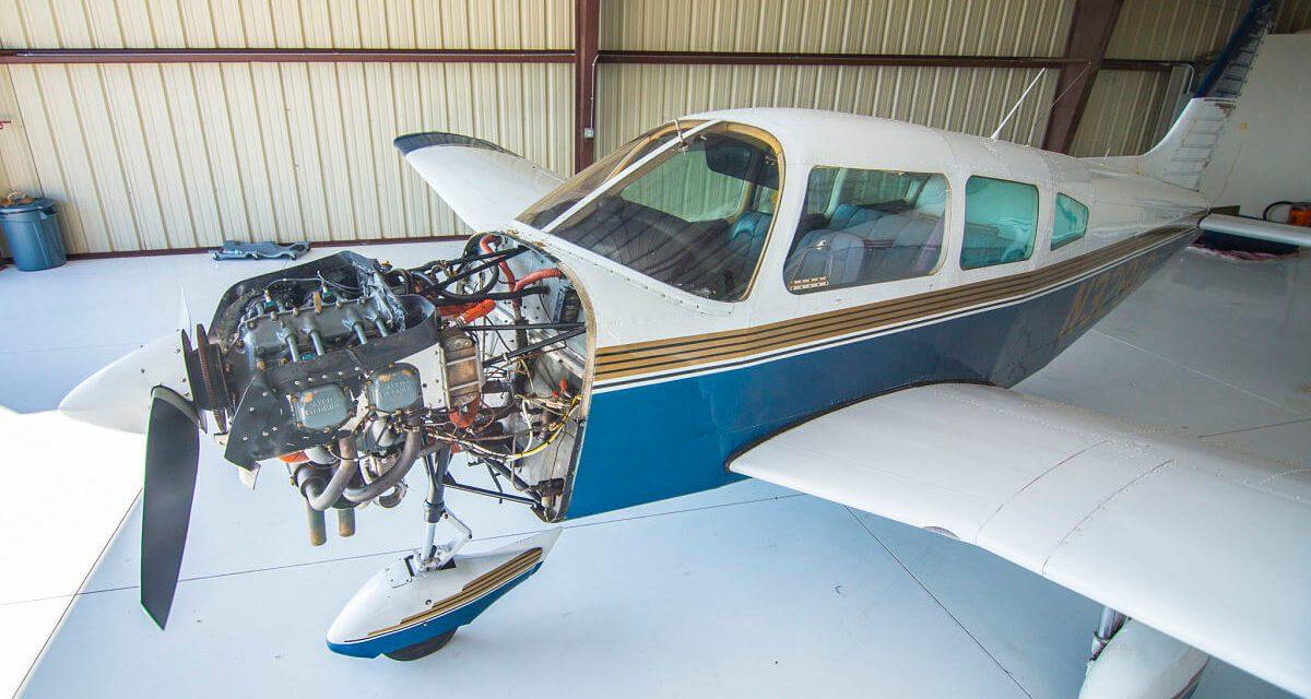 Bold Warrior 180-hp Engine STC