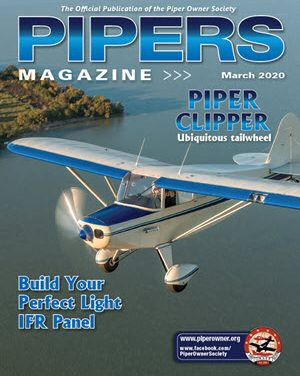 PIPERS magazine March 2020