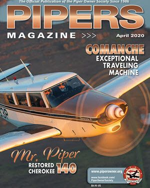 PIPERS magazine April 2020