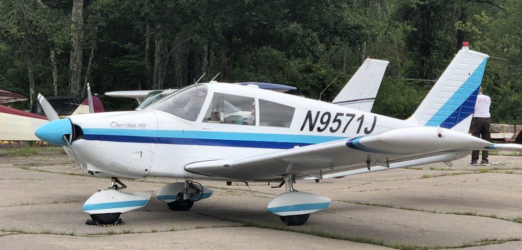 1966 Piper Cherokee 180 Don Desrosiers