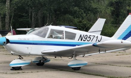 Piper Cherokee 180 Specs and Useful Load