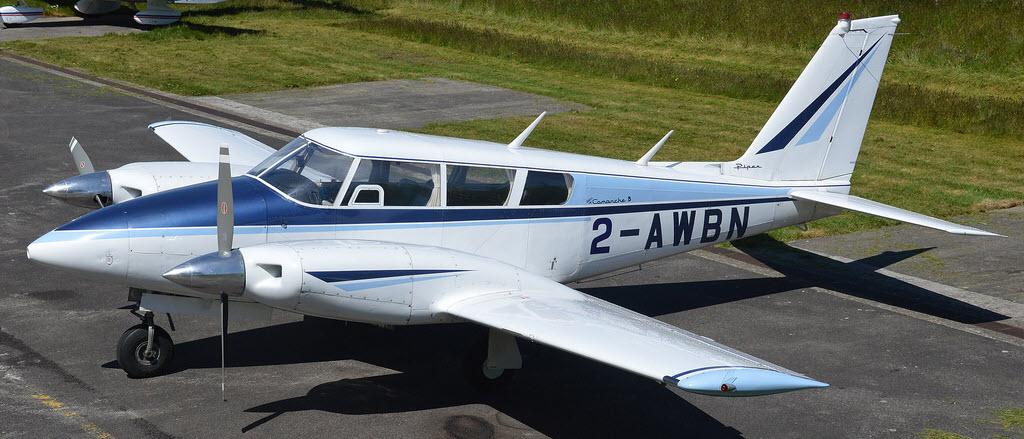 1967 PA-30 Twin Comanche David Esterson