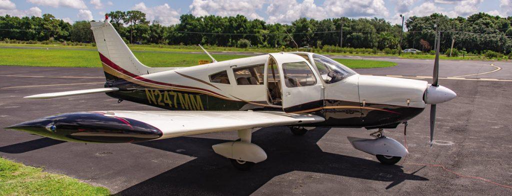 Piper Cherokee 235 ADs