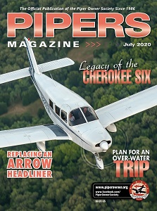 PIPERS Magazine July 2020