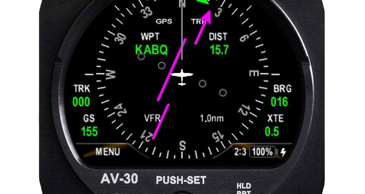 uAvionix AV-30-C Review